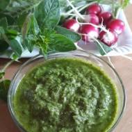 Zielony sos w trzech odsłonach
