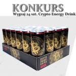 Wygraj 24 szt. Crypto Energy Drink