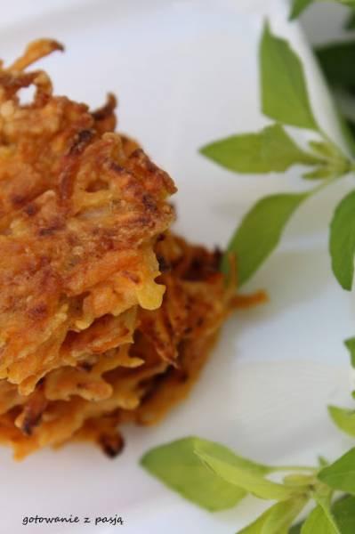 placki z batata