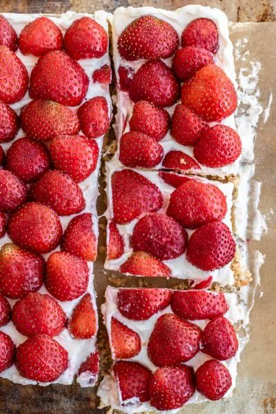 Deser z kremem mascarpone (6 składników)