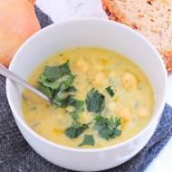 Zupa ciecierzycowa w włoskim stylu