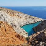 Plaża Seitan Limania - Kreta