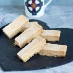 Shortbread, czyli szkockie ciasteczka maślane