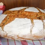 Chleb na zakwasie do żurku