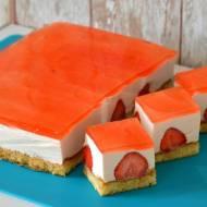 Truskawka - najlepsze ciasto z truskawkami
