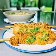 Środa: Drobiowy kebab z kuskusem