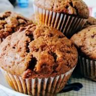 Muffinki czekoladowe last minute