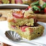 Ciasto owocowe dla alergika bez glutenu, laktozy i jajek