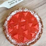 Ciasto owsianka – ciasto z płatkami owsianymi i arbuzem