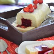 Ciasto truskawkowiec