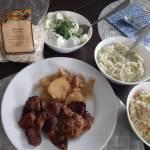 Pieczona karkówka z ziemniakami -szybki obiad