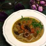 Zupa grzybowa ze śmietaną