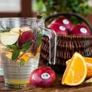 Lemoniada jabłkowo-miętowa