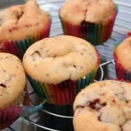 Muffinki z chia i musem z persymony