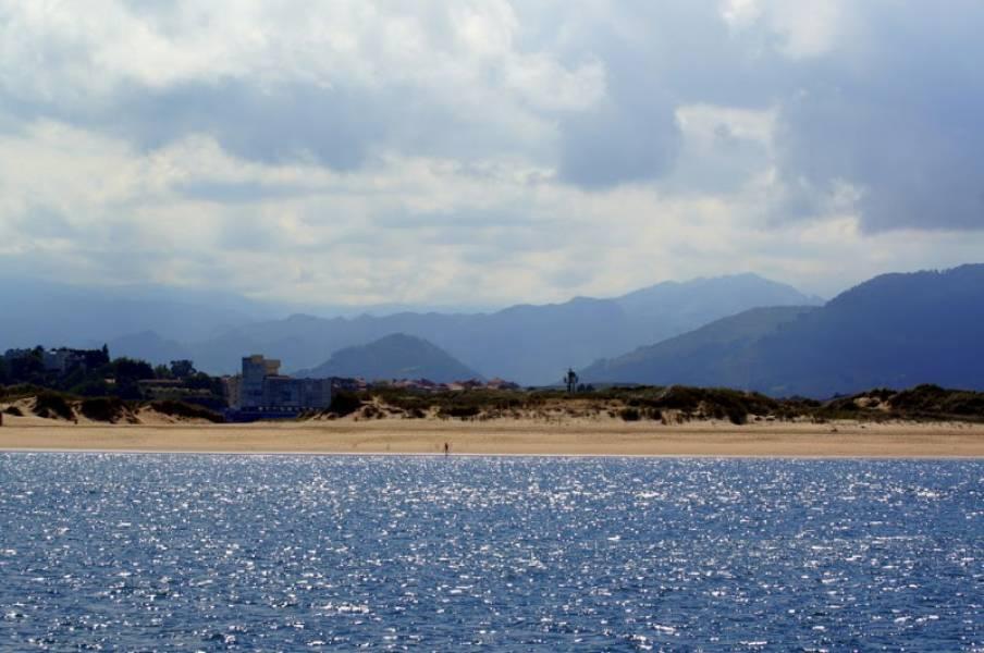 Rejs po zatoce Santander w Hiszpanii