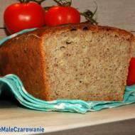 Chleb pszenno - gryczany na zakwasie
