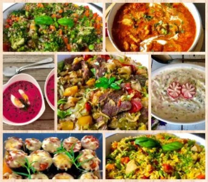 Letnie obiady – szybkie, pyszne i niedrogie!