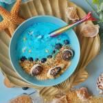 Morskie smoothie bowl