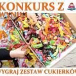 Sprawdź kto wygrał zestaw cukierków od Candy Cup