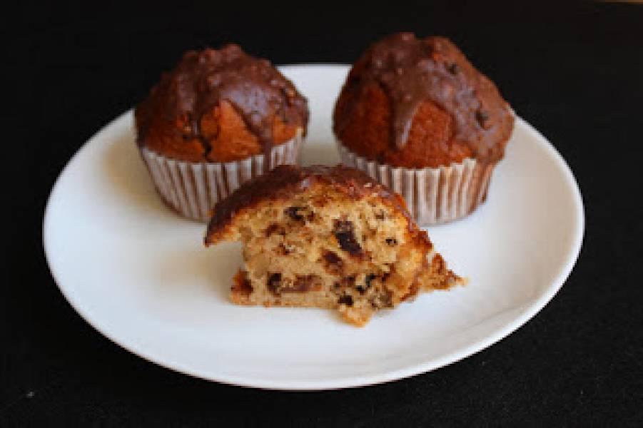 Bakaliowe muffinki a'la mini keksy