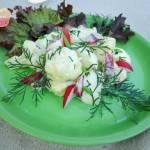 Sałatka kalafiorowa