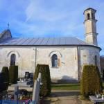 Neogotycka Kaplica św. Rocha w Dalikowie woj. łódzkie