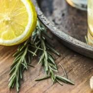 Lemoniada z rozmarynem