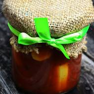 Ogórki w pomidorach (zgroza idiotów)