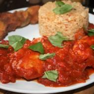 Sycylijska potrawka z kurczaka