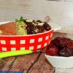 Krem truskawkowy z awokado
