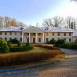 Pałac Radziwiłłów w Rytwianach woj. świętokrzyskie