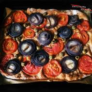Ladenia - grecka pizza
