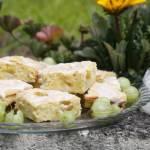 Błyskawiczne ciasto z agrestem, puszyste i pyszne