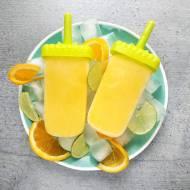 Tropikalne lody mango-kokos