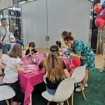 Warsztaty edukacyjne oraz z dekorowania makaroników z okazji dnia dziecka
