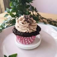 Bezglutenowe muffiny, czekoladowe na miodzie