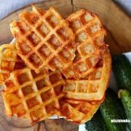 Gofroplacki czyli placki ziemniaczane z gofrownicy- pyszna przekąska kuchni wakacyjnej