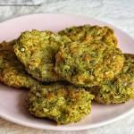 Wegekotlety, czyli kotlety z brokuła lub kalafiora z kaszą quinoa