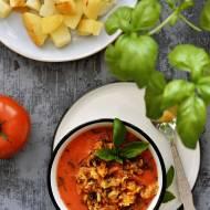 Zupa kapuściana wpomidorach