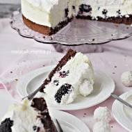 Ciasto Kokosowa Pokusa z Jeżynami lub Malinami