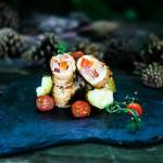 Nadziewane roladki wieprzowe