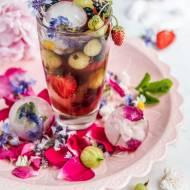 Mrożona herbata owocowo-kwiatowa