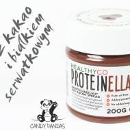 Proteinella, krem orzechowy z kakao i białkiem serwatkowym – Lidl