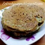 Naleśniki z mąki z amarantusa - bez jaj, glutenu i nabiału