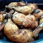 Pieczony kurczak z curry
