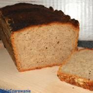 Mleczny chleb żytni na zakwasie żytnim