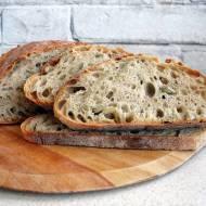 Całonocny chleb na drożdżach