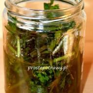 Olej z jaskółczym zielem- na łuszczycę