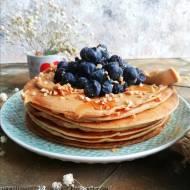 Pancakes w stylu amerykańskim