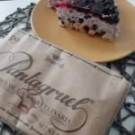 Sernik z czekoladą i jagodami bez pieczenia